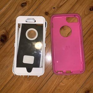 iPhone 📱 6plus otter box case